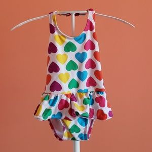 Old Navy halter top toddler swimsuit